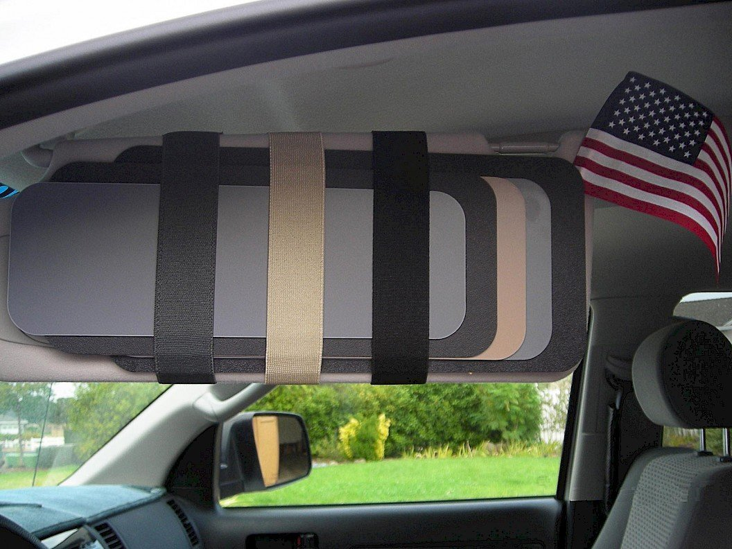 Best car visor extender