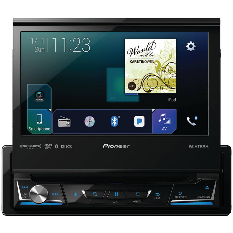 pioneer avh-3400nex reviews