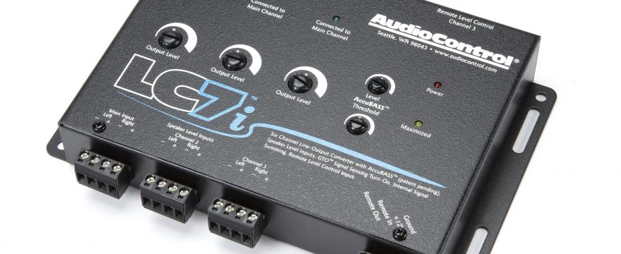 Best Line Out Converter-Review & Buying Guides 2020