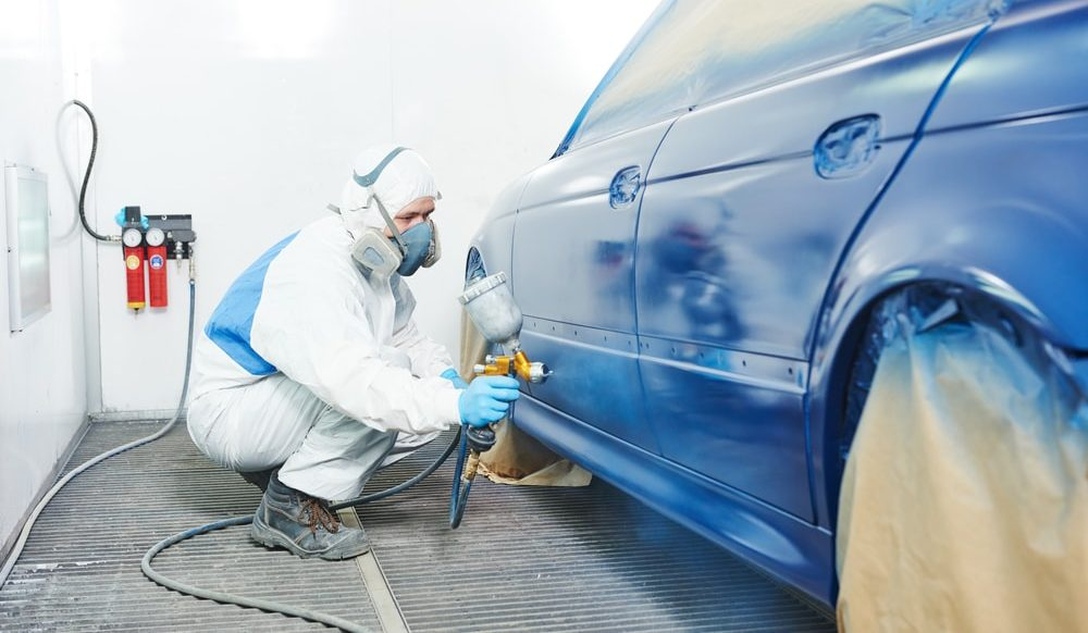 Best Electric Paint sprayer for cars